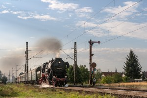 Dampfloktage Meiningen mit 52 8195-1 // Steam locomotive days in Meiningen with 52 8195-1
