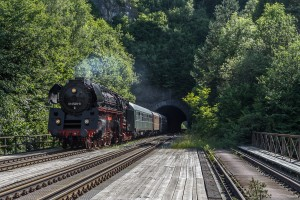 Geburtstagssonderfahrt mit 01 0509-8 im Pegnitztal // Birthday special train with 01 0509-8 at the Pegnitztal