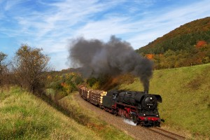 Dampf trifft Kies mit 44 2546-8 // Steam meets gravel with 44 2546-8